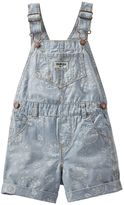 Osh Kosh Toddler Girl Printed Shortalls