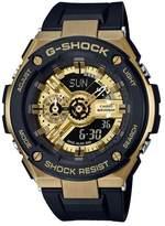 Casio G-Shock G-Steel Men's Black Resin Strap Watch