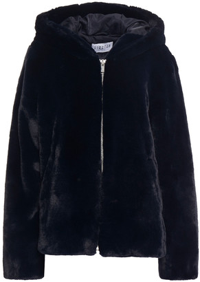 Claudie Pierlot Faux Fur Jacket