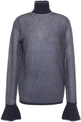 Victoria Victoria Beckham Knitted Turtleneck Sweater