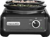 Crock Pot CROCK-POT Crock-Pot Hook Up Connectable Entertaining System, Two 1-qt. Slow Cookers