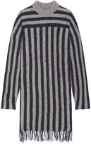 Alexander Wang Merino Striped Dress