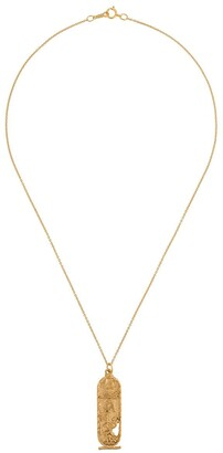 Alighieri Canto V necklace