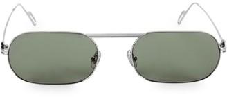 Cartier Classic 55MM Round Sunglasses