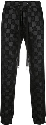 Blurry Knit track pants