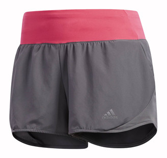 adidas Womens Run It 3in Shorts