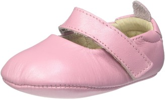 Old Soles Baby Girls' (Inf/Tod) - Pearlized Pink - 17 (0-3 Months)