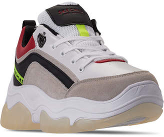 Skechers Women Amp'd City Blocks Casual Sneakers from Finish Line