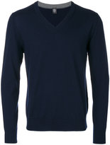 Eleventy v-neck pullover - men - Virgin Wool - M