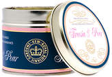 Freesia Kew Gardens Pear & Scented Candle Tin