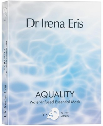 Dr. Irena Eris Aquality Water-Infused Essential Mask (2X Sheet Masks)