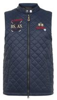 La Martina Quilted Gilet