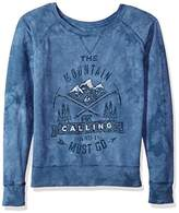 The Mountain Women's Calling Slouchy Crew