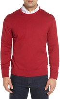 Robert Talbott 'Jersey Sport' Cotton Blend Crewneck Sweater