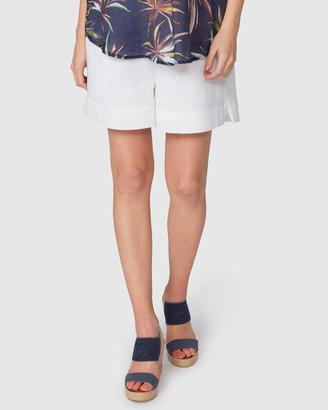 Pea In A Pod Maternity Maya Shorts
