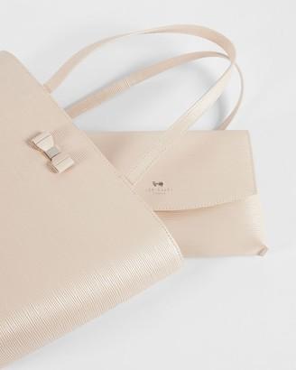 Ted Baker Leather Shopper Bag