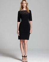 Adrianna Papell Illusion Dress