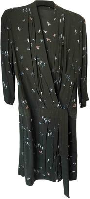 Comptoir des Cotonniers Green Dress for Women