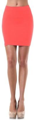 Glass House Apparel Women's Work Dress Bodycon Bandage Above Knee Length Waist Mini Bandage Pencil Stretch Skirt