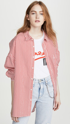 Denimist Button Front Shirt