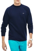 Lacoste Lightweight Fleece Raglan Sweatshirt