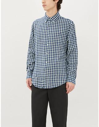Polo Ralph Lauren Gingham-print cotton shirt