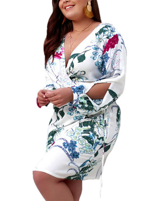 Luna Tuccini Plus Dress