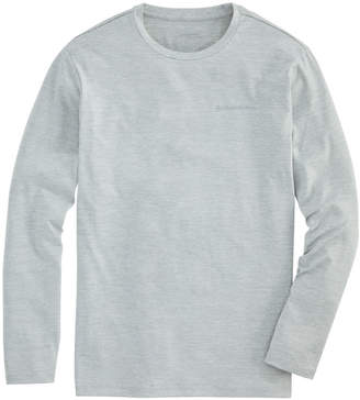 Vineyard Vines Spacedye Long-Sleeve Fishing Performance T-Shirt