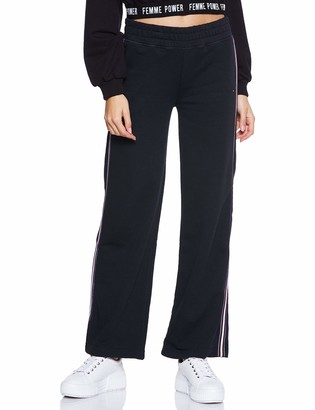 Tommy Hilfiger Women's Halina Flared Sweat Pant Sports Trousers