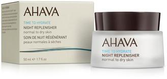 Ahava Night Replenisher Normal Dry 50Ml