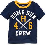 Carter's Baseball Graphic-Print Cotton T-Shirt, Little Boys