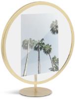 Umbra 13 x 18cm Brass Infinity Photo Frame