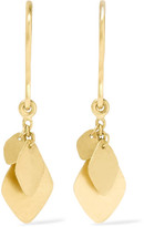 Pippa Small 18-karat Gold Earrings - one size