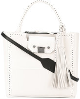 Jimmy Choo Robin shoulder bag - women - Calf Leather - One Size