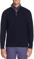 Tailorbyrd Jackson Half-Zip Sweater