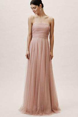 Jenny Yoo Ryder Dress By in Pink Size 16