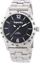 Superdry Women's 40mm Steel Bracelet & Case Quartz Dial Watch Syl124bm