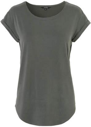 MBYM Nisha Short Sleeve Top - XL - Grey