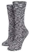 Birkenstock Cotton Slub Crew Sock - Women's