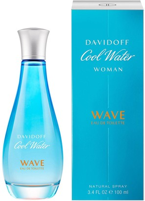Davidoff Cool Water Woman Wave 100ml Eau de Toilette