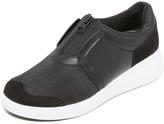 DKNY Taylor Zip On Sneakers
