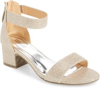 Badgley Mischka Pernia Velma Shimmer Sandal