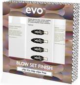 evo Blow Set Finish Spray Collection