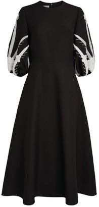 Valentino Embroidered Sequin Dress
