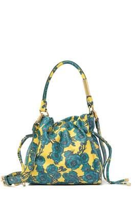 Foley + Corinna Naomi Drawstring Vegan Leather Shoulder Bag