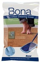 "Bona 8""x15"" Microfiber Mop Cover Twin Pack"
