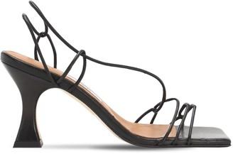 Miista 80mm Sally Leather Sandals