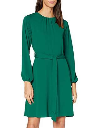 Dorothy Perkins Women's Jewel Woven Fit & Flare Party Dress,(Size:)