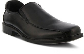 Spring Step Men's Leather Slip-On Loafers - Carson