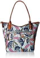 Fossil Fiona Tote Agave